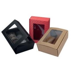 Geschenkbox Andante mit Fenster