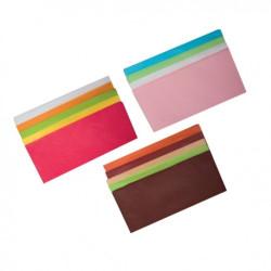 Kombipackungenseidenpapier mehrfarbig