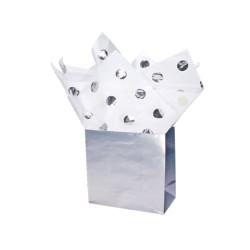 Seidenpapier Spots