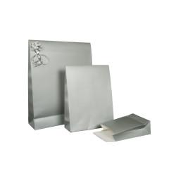 Silberne Taschenbeutel